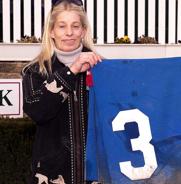 Mary Eppler wins three at Laurel Park