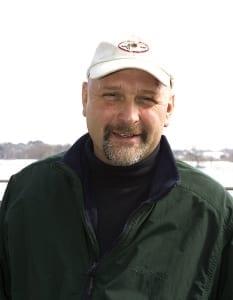 Howard Wolfendale. Photo courtesy of the Maryland Jockey Club.