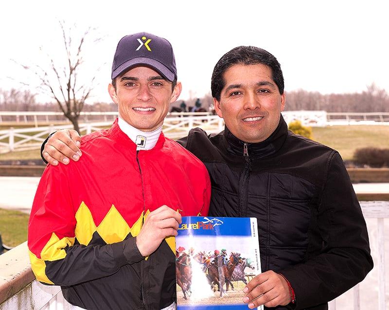 Sheldon Russell, Claudio Gonzalez top Laurel standings