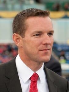 Steve Koch. Photo by Michael Burns.