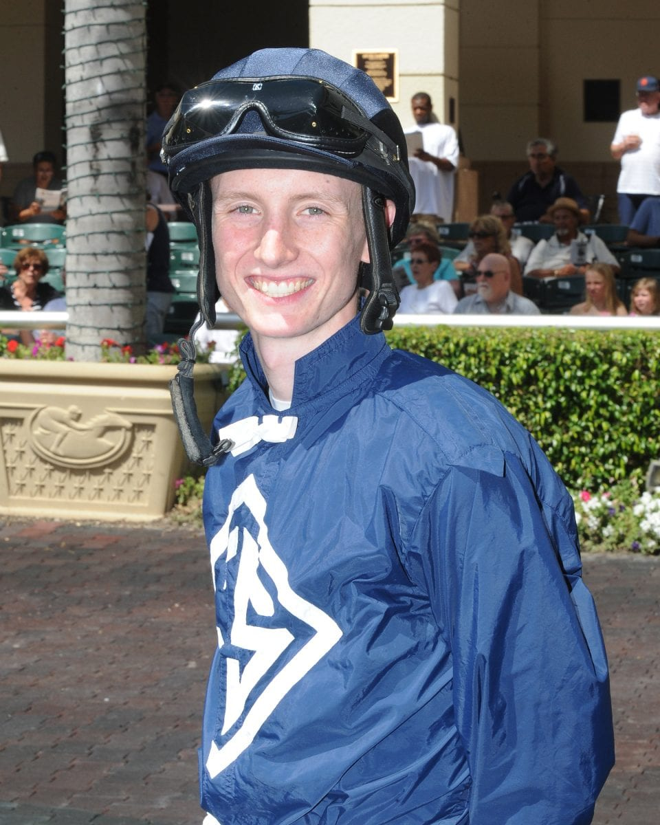 Trevor McCarthy makes return to the races
