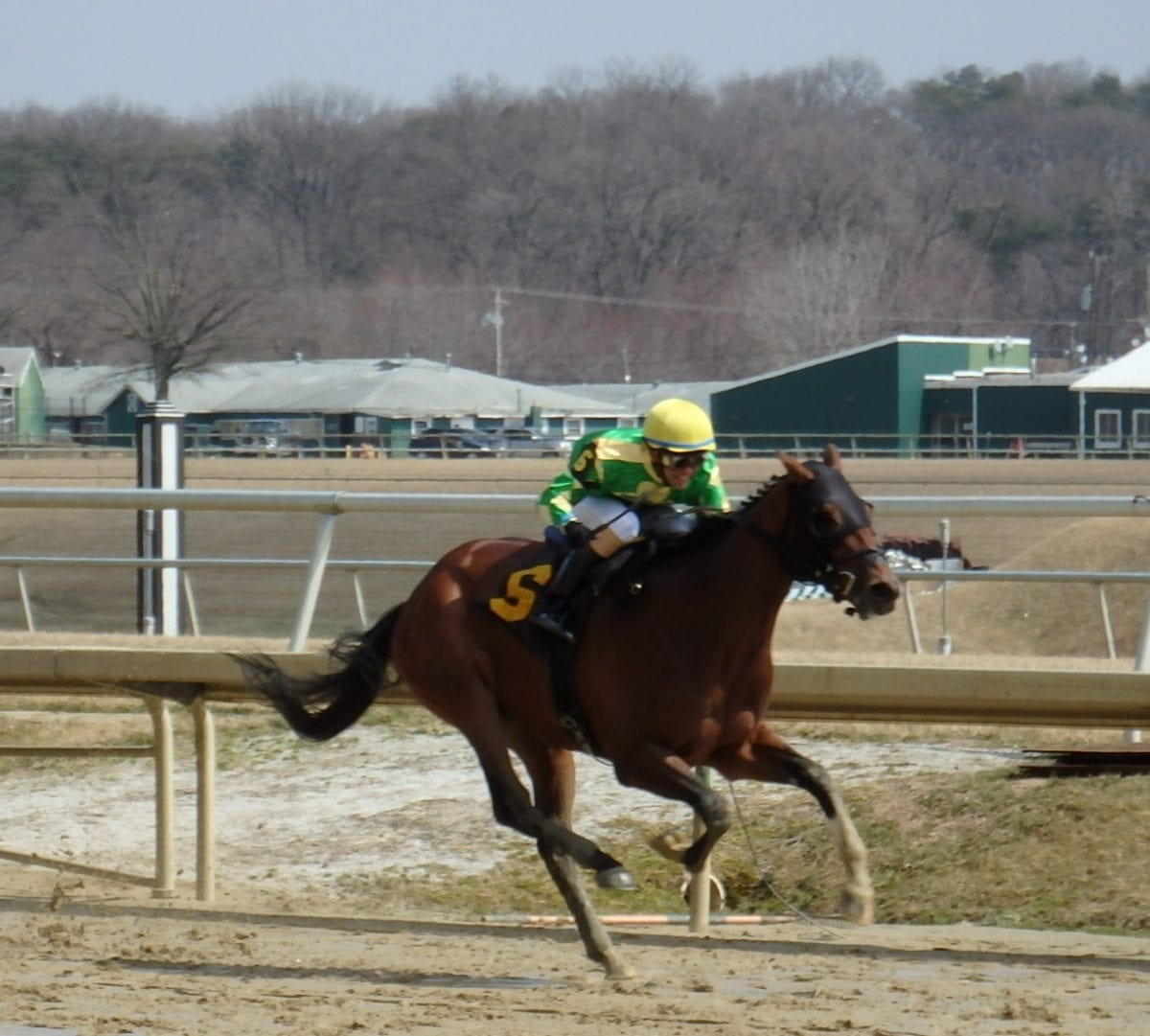 What we learned during the weekend's Laurel Park stakes