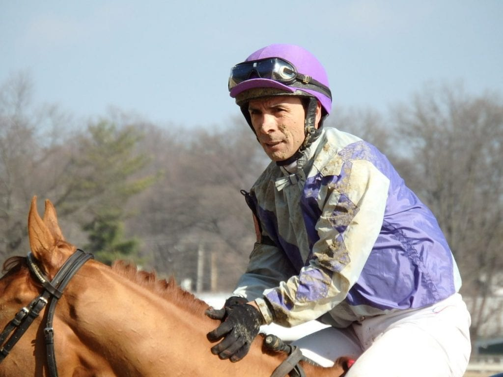 Horacio Karamanos and Page McKenney have had one productive partnership. Photo by The Racing Biz.