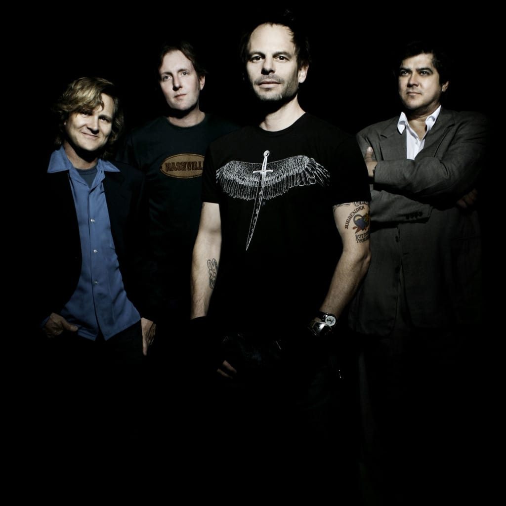 Gin Blossoms.