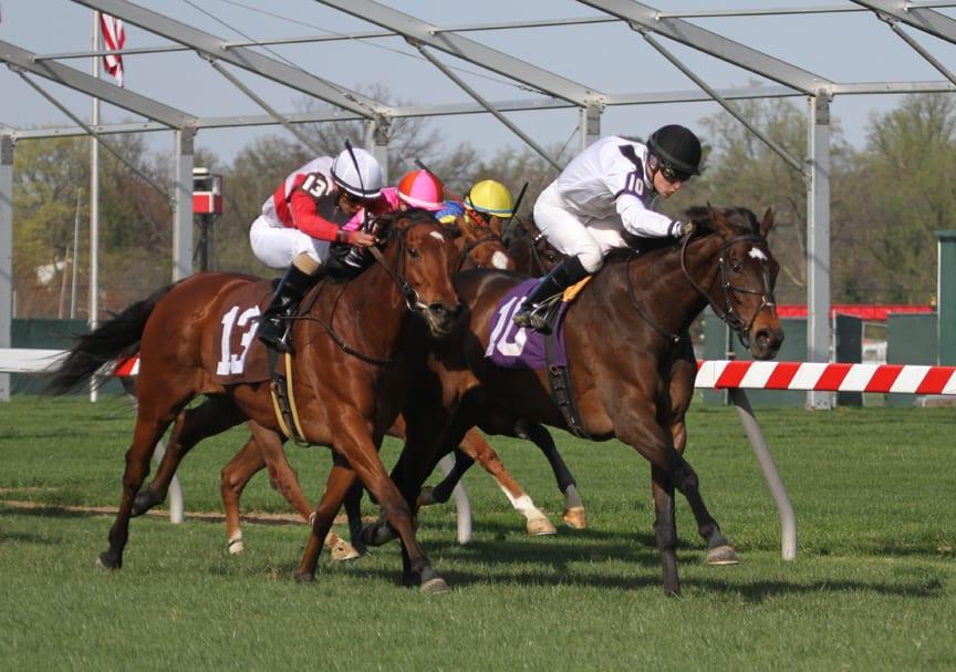 Nellie Cashman upsets Dahlia Stakes