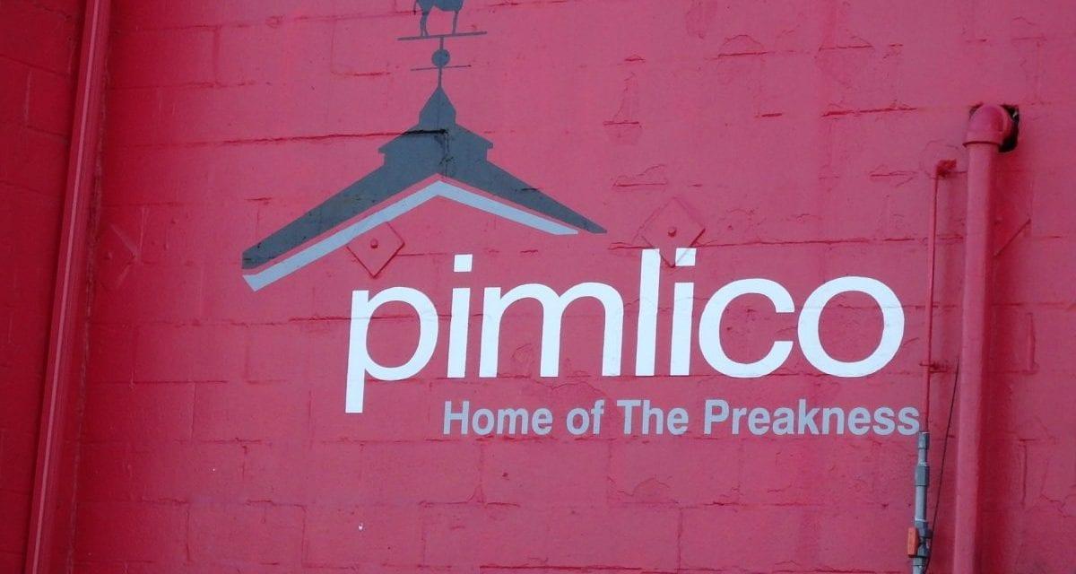 Maryland Jockey Club announces Pimlico handle gains
