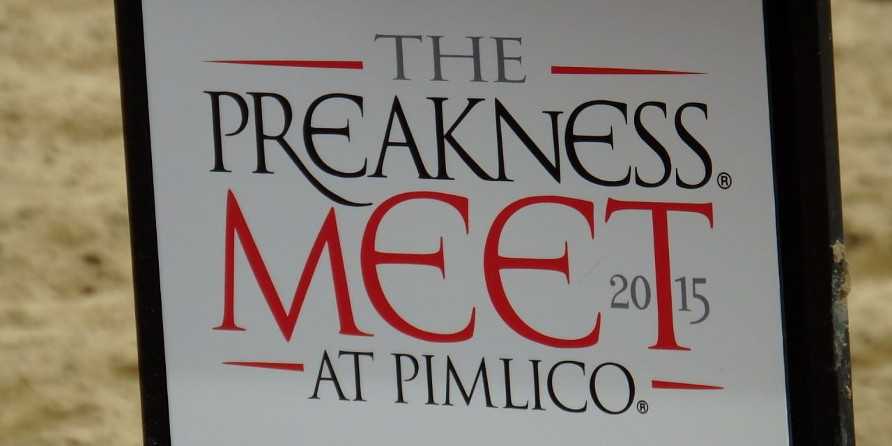 Pimlico to host $3.7 million in stakes