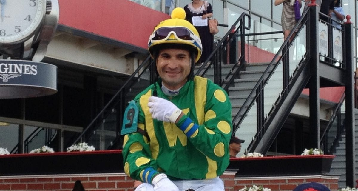Jock Xavier Perez reinstated, will ride Monday