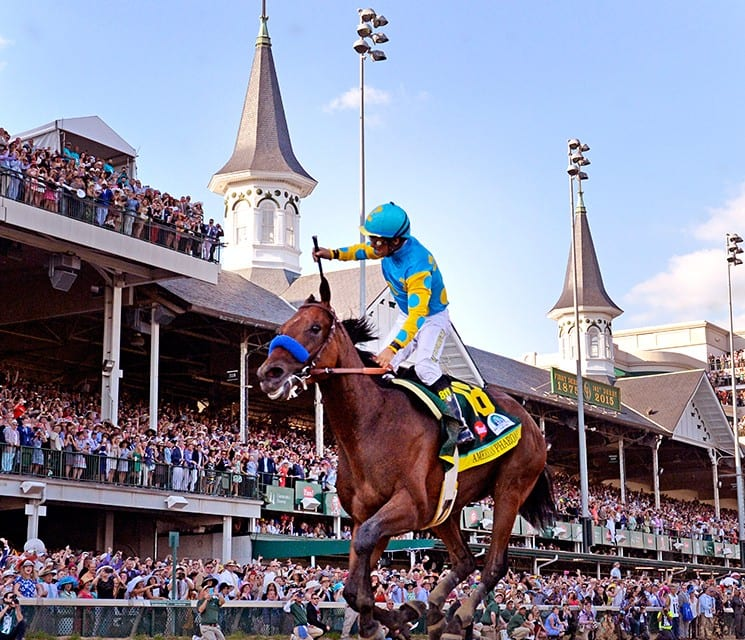 Preakness notes: Big three update
