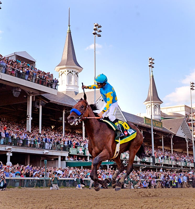 Preakness notes