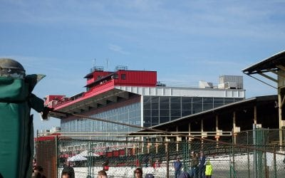 Maryland Jockey Club delays Preakness draw