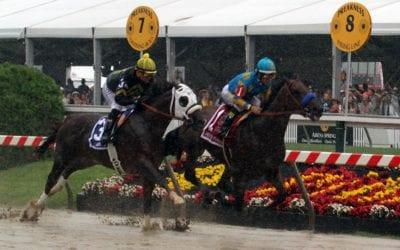 Preakness: Winning Derby favorites at Old Hilltop