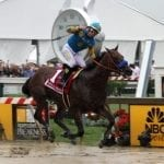 Team Pharoah to receive Preakness special award of merit