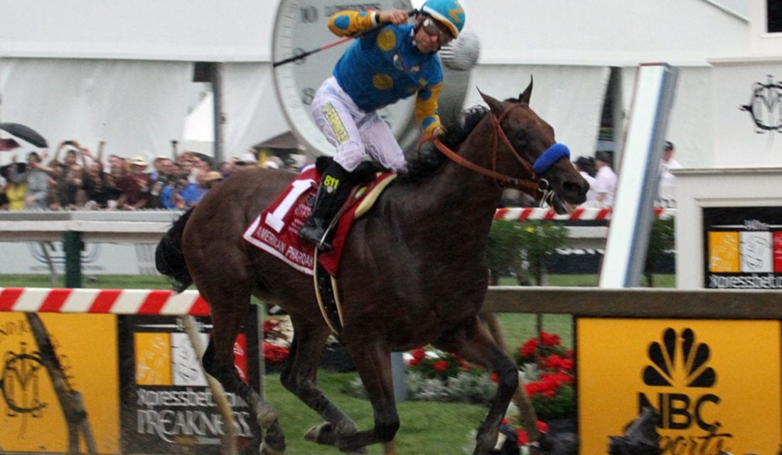 Preakness spurs fundraising for Aftercare Alliance
