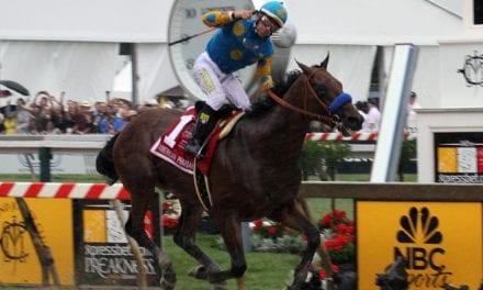 Monmouth wins American Pharoah derby