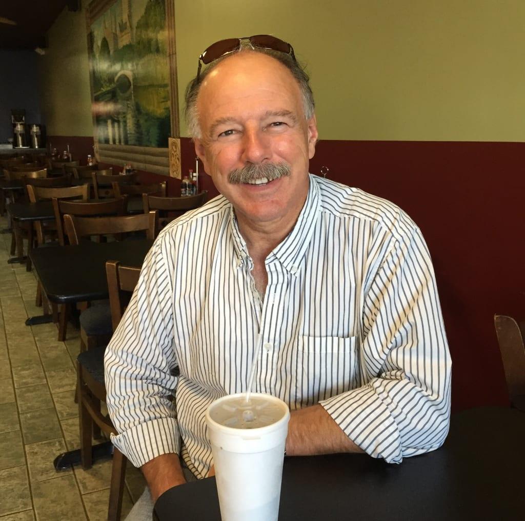 Trainer Bill Sienkewicz.