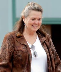 Lynn Ashby in 2013. Photo by HoofprintsInc.com.