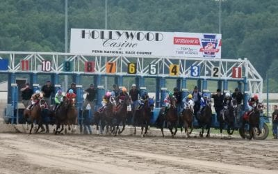 Favorites struggle in Penn National stakes