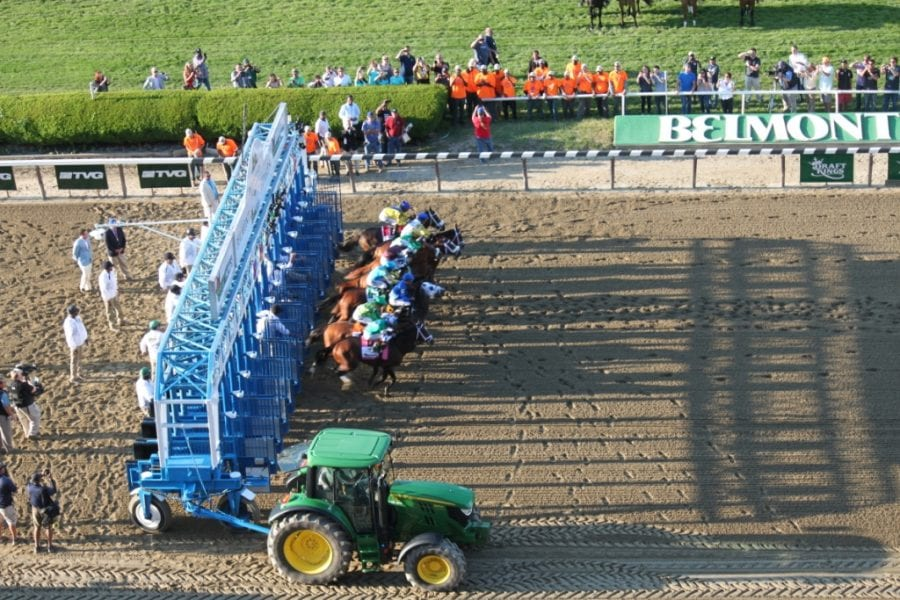 Belmont Stakes call by call, quote by quote