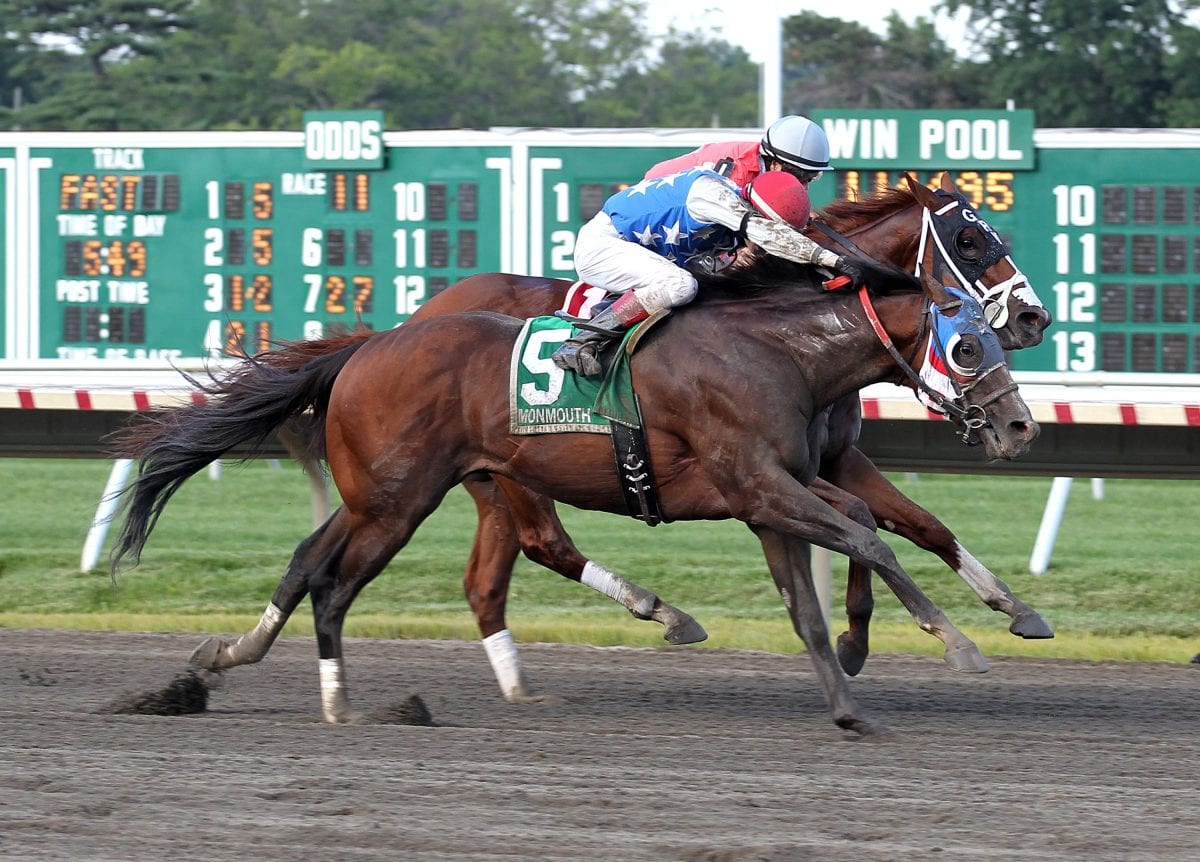 Weekend's mid-Atlantic stakes winners