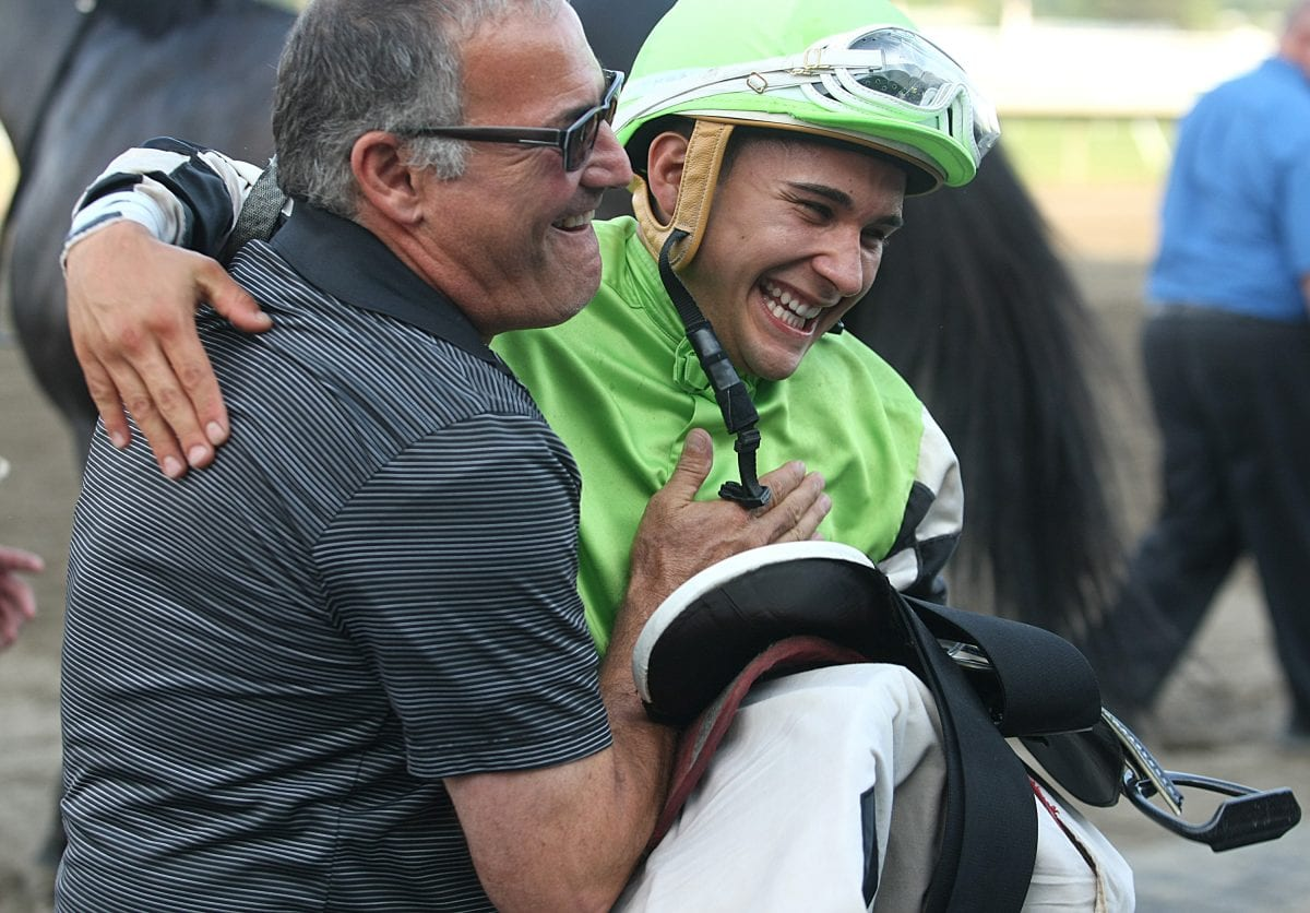Nik Juarez logs first stakes win in G3 Iselin