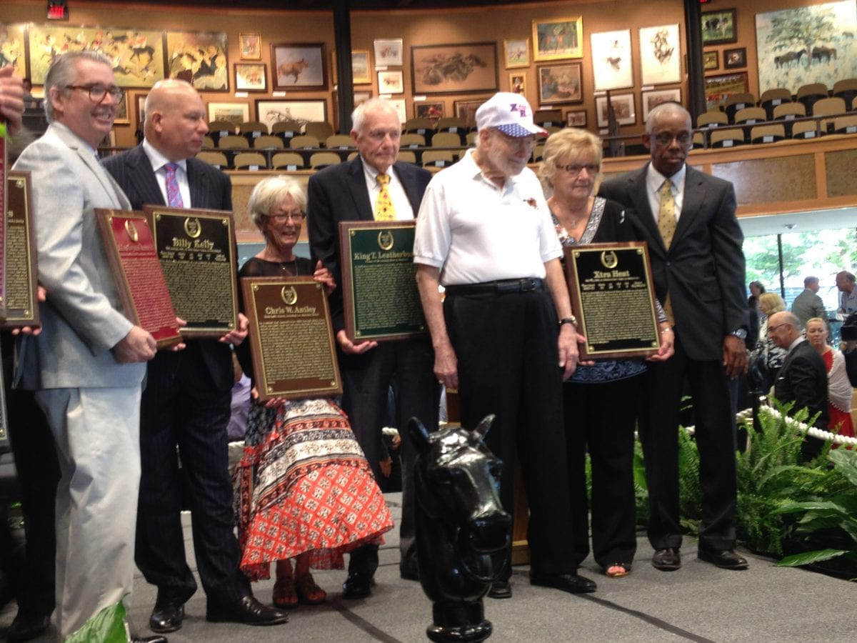 Maryland-centric class enters Hall of Fame
