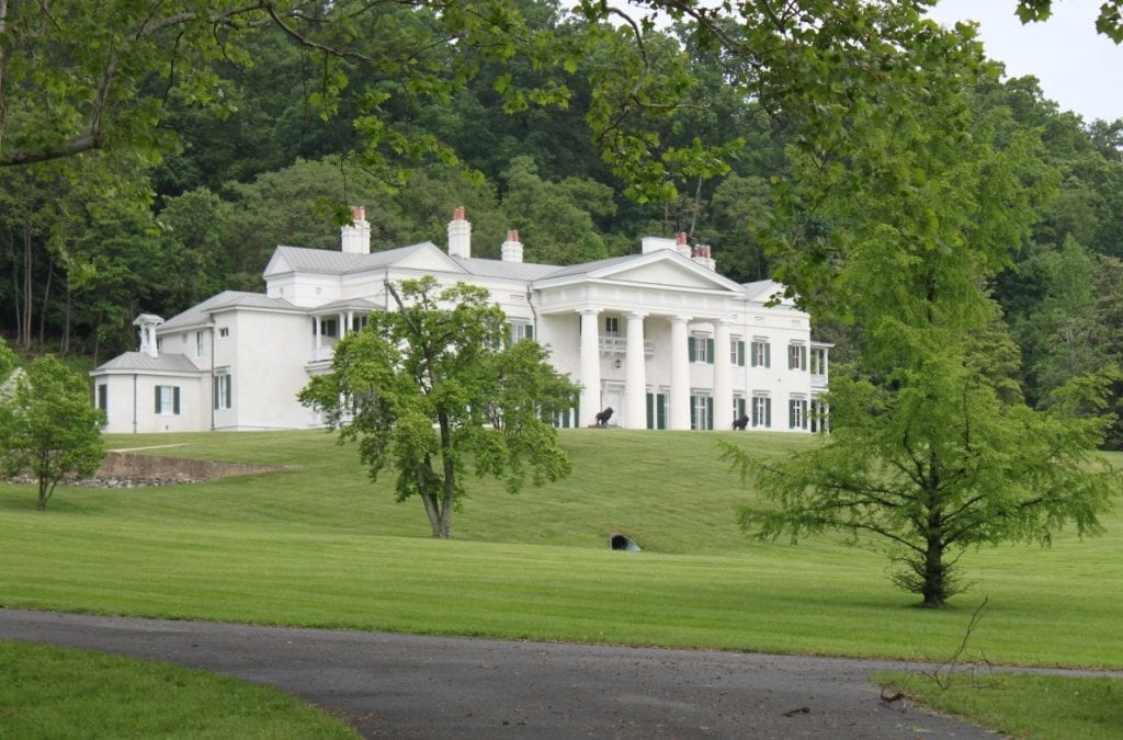With effort to build track at Morven Park over, Virginia racing interests regroup