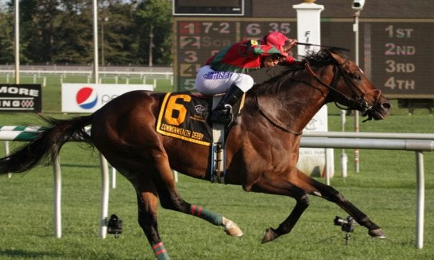 Chad Brown loads up for G1 United Nations