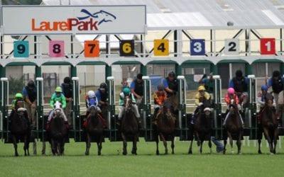 Stakes winner Ionic tops Laurel allowance
