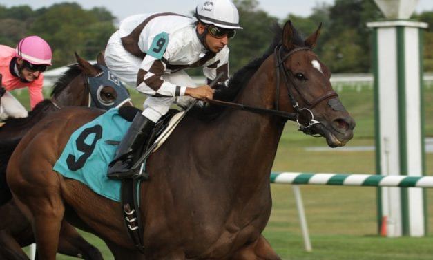 Two repeat in Virginia-bred stakes