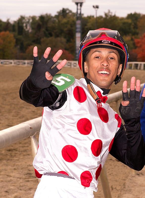 Victor Carrasco wins five