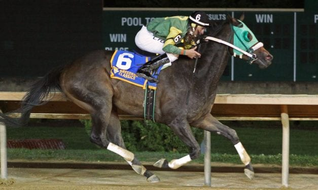 """Charles Town hopes to """"grab 100 percent"""" of Thanksgiving night betting"""