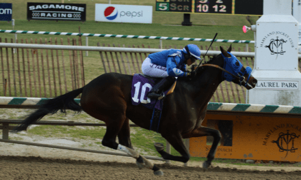 "Two stakes wins make for ""special"" day for Jevian Toledo"