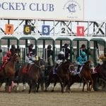 Laurel Park shows summer handle growth