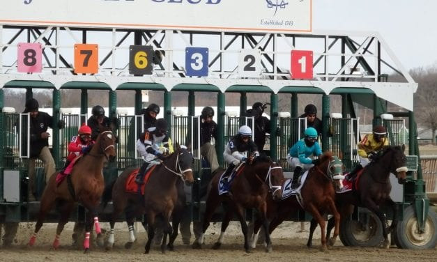 Maryland Jockey Club closes gates to Belmont shippers