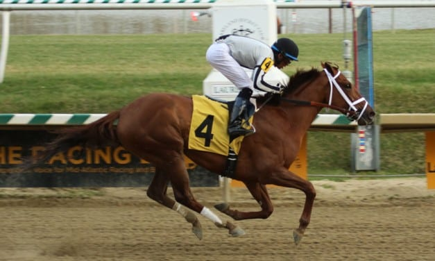 Sophia's Song romps to Caesar's Wish victory