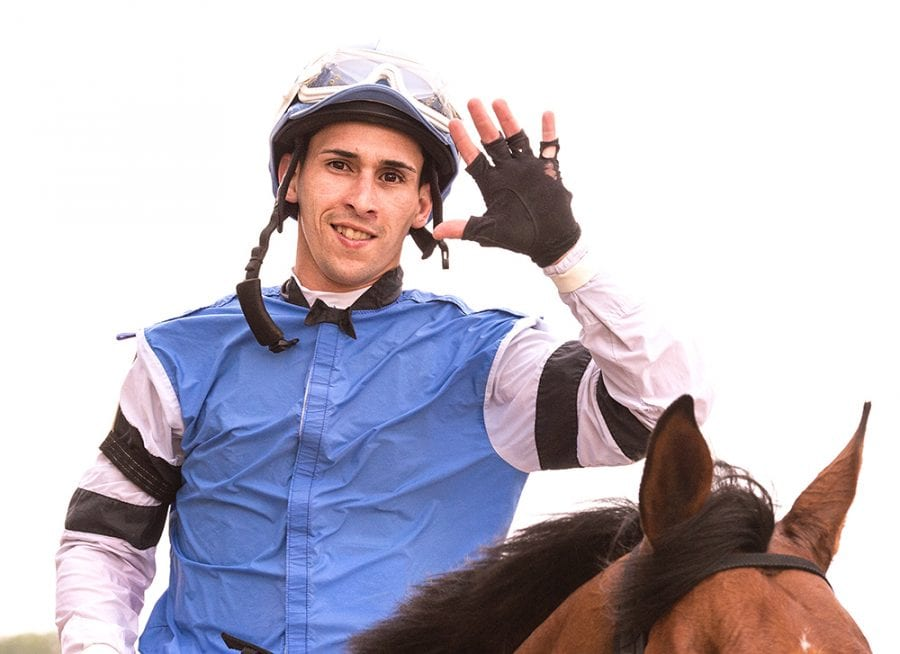 """""""Man of steel"""" Cintron hoping to get back in saddle soon"""