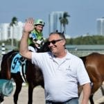 Trainer Marcus Vitali in Maryland limbo – for now