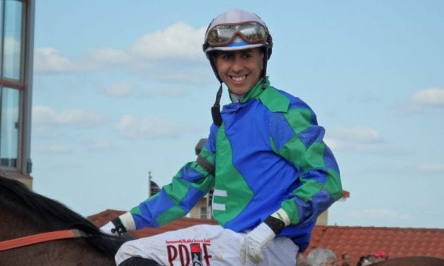 Charles Town: Latest jockey ratings through July 11