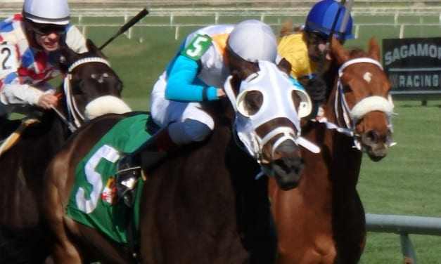 Yesterday and today: May 10 racing highlights