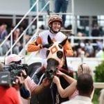 Trevor McCarthy takes Pimlico jockey title