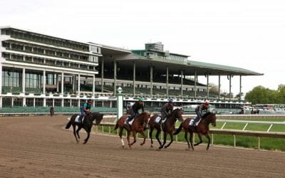 For NJ natives, no place like Monmouth Park