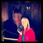 Virginian Jill Byrne finds home at the racetrack
