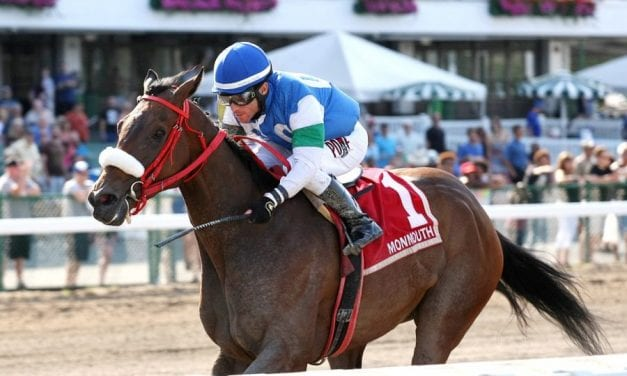 Navarro out – but Chublicious in – for Saturday's De Francis Dash