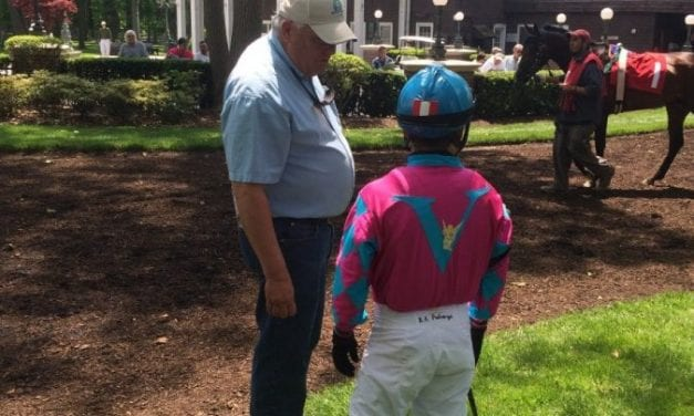 For trainer Tom Clark, a life lived around horses