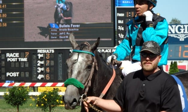 Bullets Fever remains undefeated after Pimlico allowance win