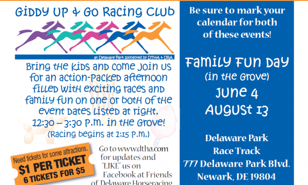 "Delaware horsemen to host ""Family Fun Day"""
