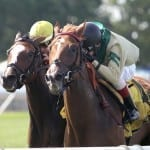 Tin Type Gal squeezes past for Boiling Springs win