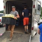 """In face of WV floods, horsemen pitch in to help """"any way we could"""""""