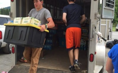 "In face of WV floods, horsemen pitch in to help ""any way we could"""